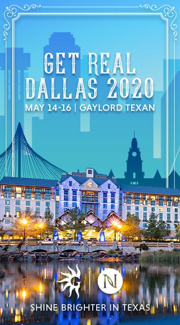 Get Real Dallas 2020 May 14-16 at the Gaylord Texan