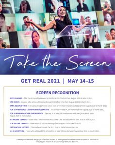 Take the Stage at Get Real 2021 | May 14-15