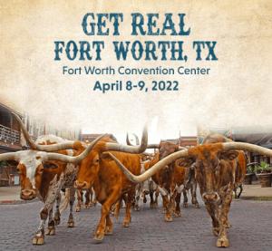 Get Real 2022 | Fort Worth, TX | April 8-9, 2022
