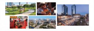 Fort Worth Collage